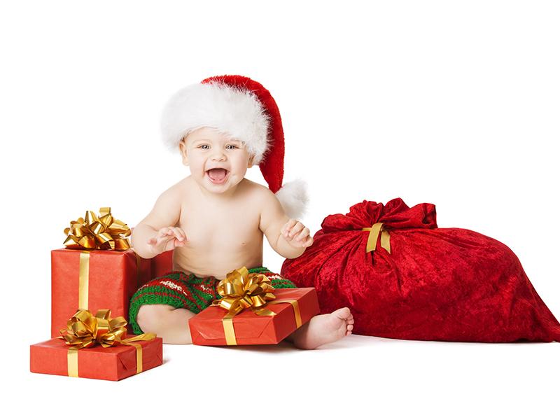Τα μωρά των Χριστουγέννων!